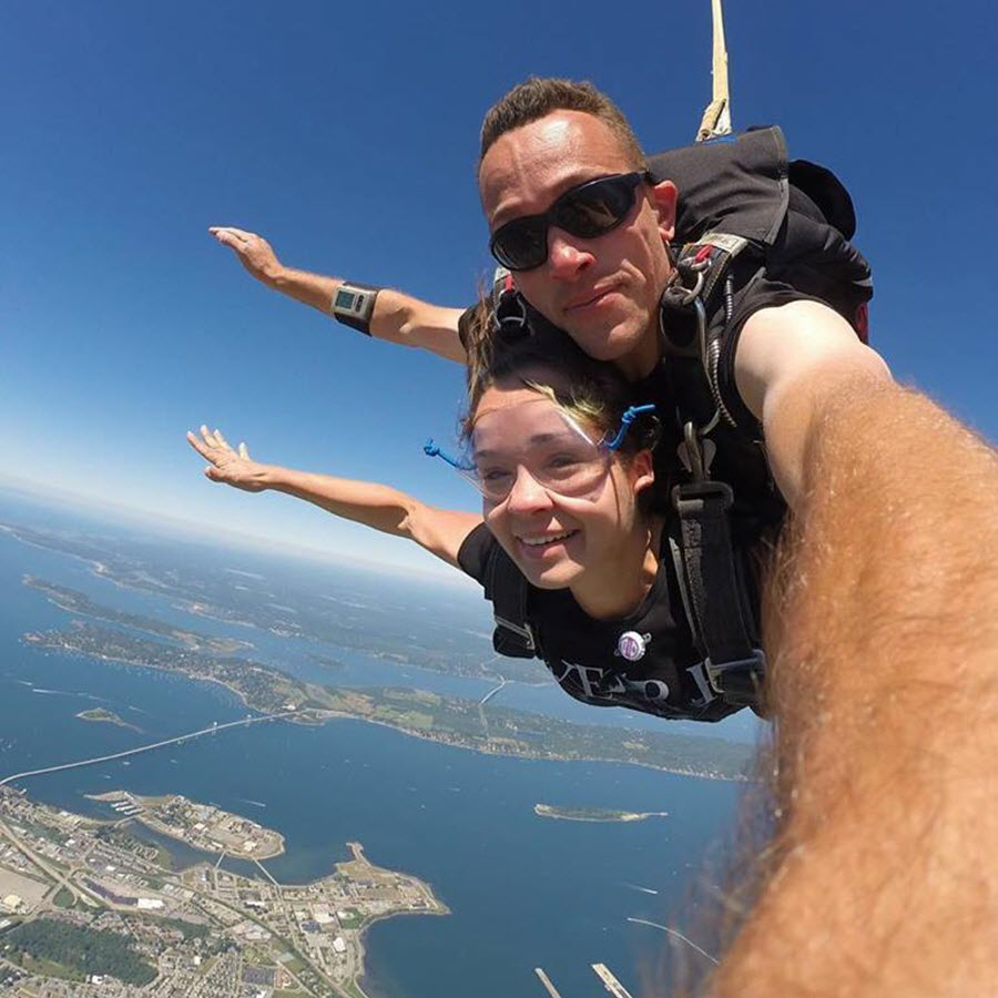How Old Do You Have To Be To Skydive? | Skydive Newport