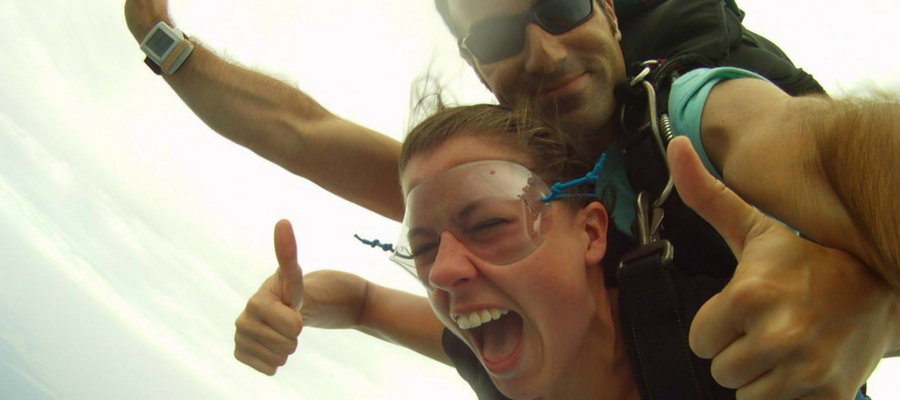 How to Conquer Your Fear of Skydiving