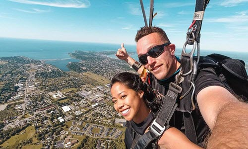 Skydiving Near Portland, Maine - Why Choose Skydive Newport