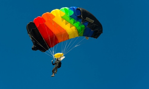Skydiving or Parachuting? A History of Terminology