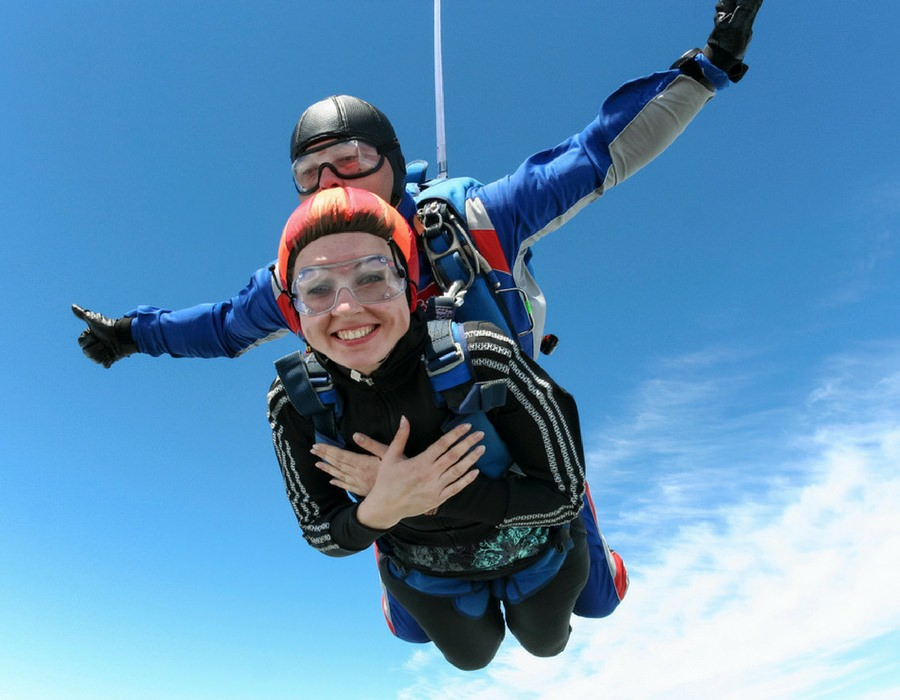 Skydiving Prices | What's Included | Skydive Newport