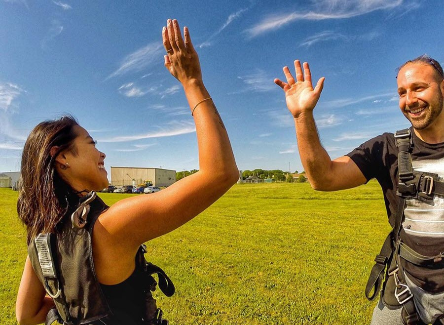 5 Things To Know Before Your First Skydive