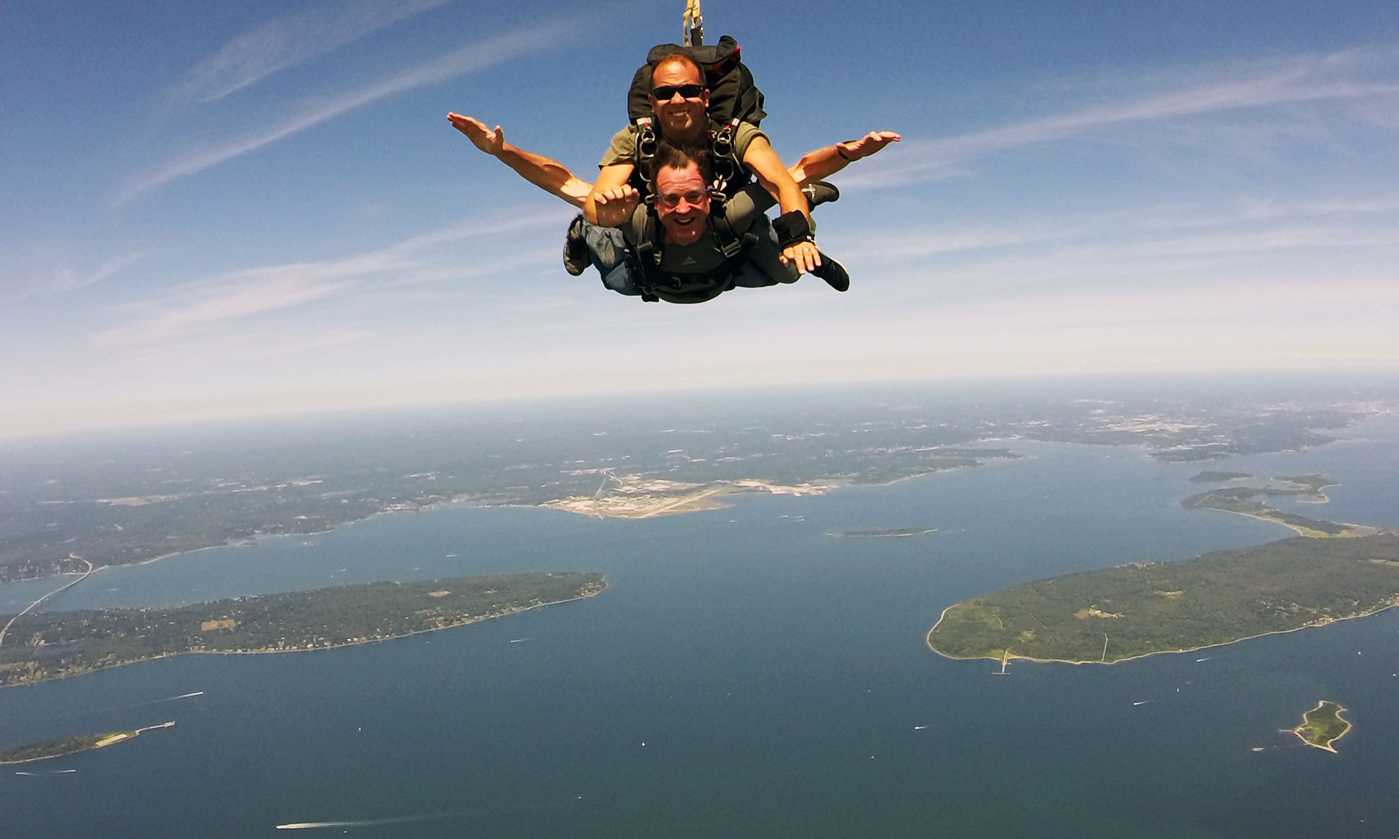Skydive Newport | Skydiving Boston & New England